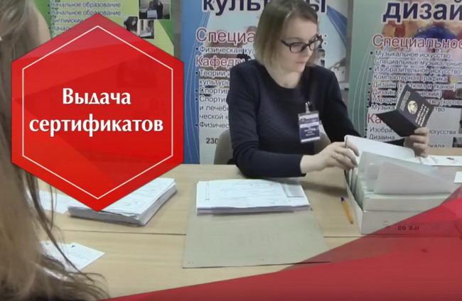 Получение сертификата после цт пуховие сертификация